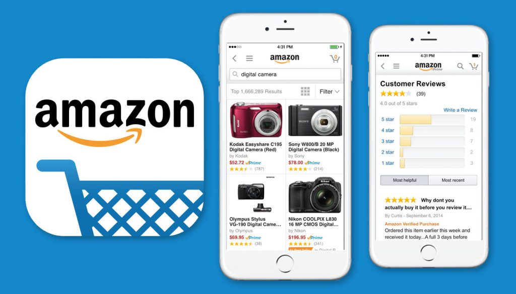 Amazon app for Android has revamped its interface 1