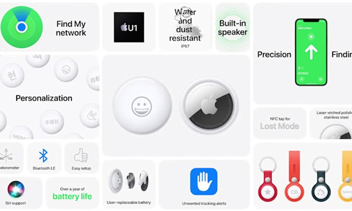 Apple AirTag introduced Here are the features and price
