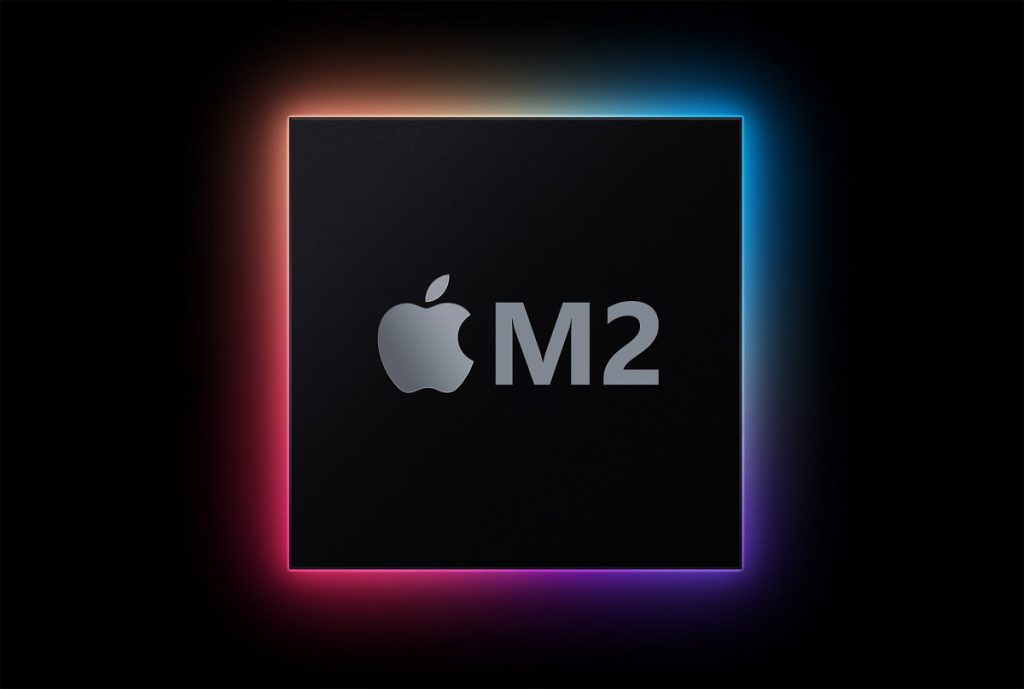 Apples next generation M2 processor goes into mass production this month