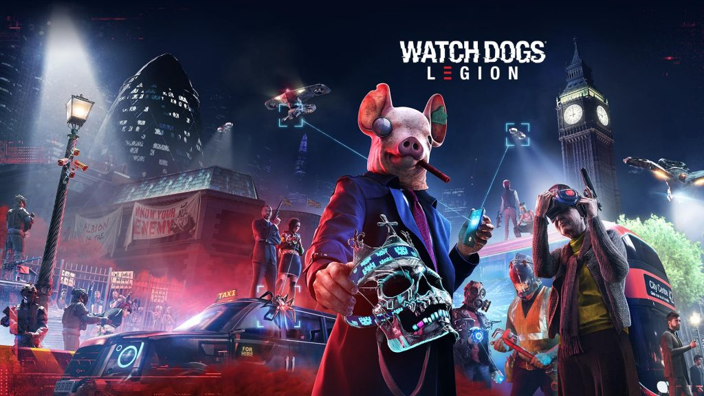 Bad news for Watch Dogs Legion fans