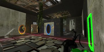 Brain burning Portal 2 mode Portal Reloaded is out