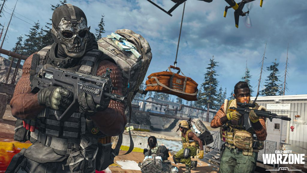 Call of Duty Warzone reaches 100 million players