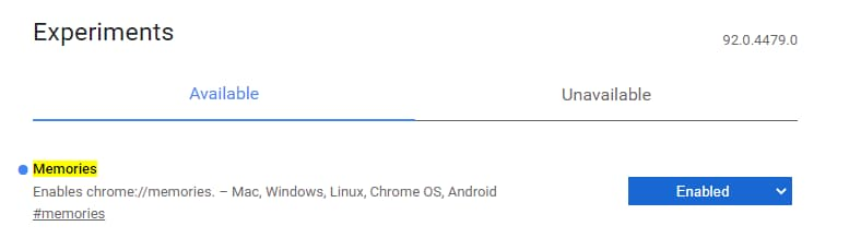 Chrome is testing a new feature 1