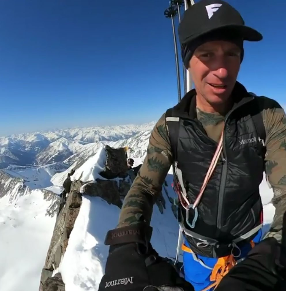 Corona alert at the top of the world First case on Mount Everest 1