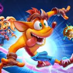 Crash Bandicoot 4 was defeated by pirate as released
