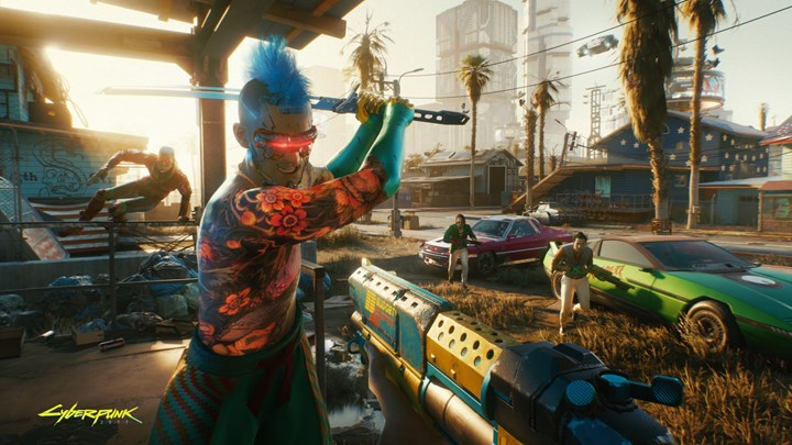 Cyberpunk 2077 patches in progress Patch 1.22 released