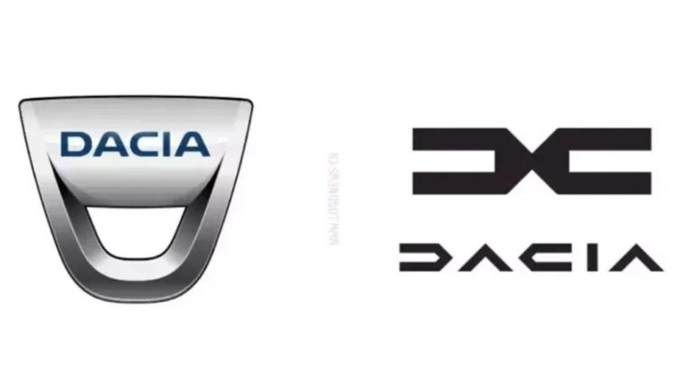 Dacia joins the logo change wind 1