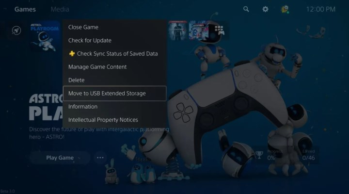 Details of PS5s first major update explained Now you will be able to store games on USB 1