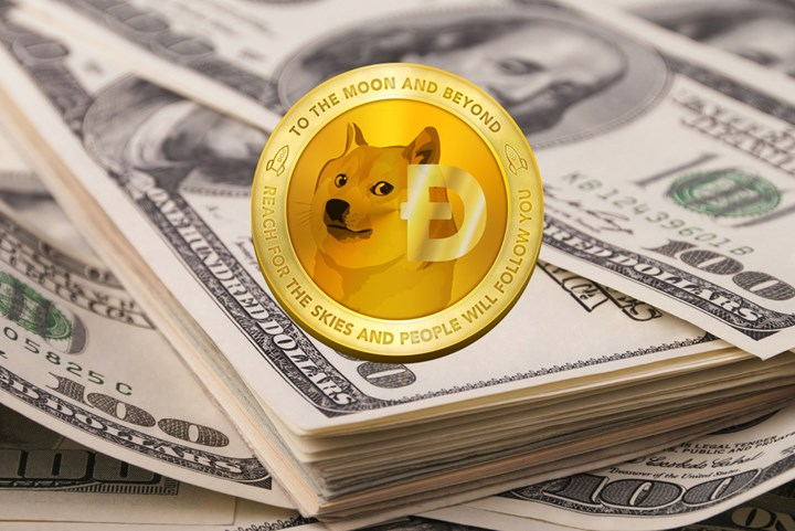 Dogecoin DOGE comment from the President of the US Federal Reserve
