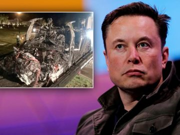 Elon Musks first explanation for fatal Tesla crash Autopilot wasnt online