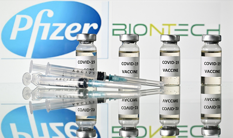 Flash decision for Moderna and BioNTech vaccines