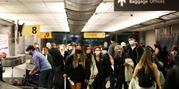 Fully vaccinated people in the U.S. will be able to walk around without masks