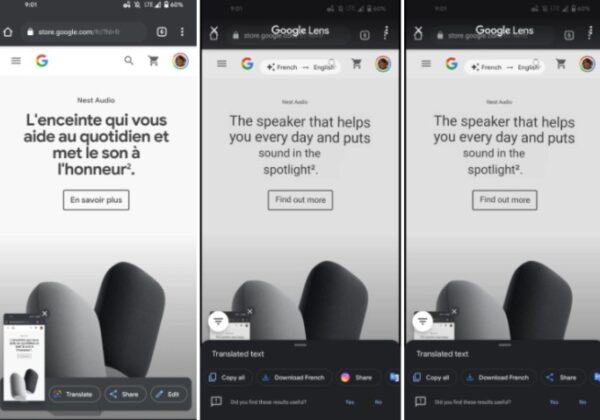 Google Lens is facing a whole new feature 2