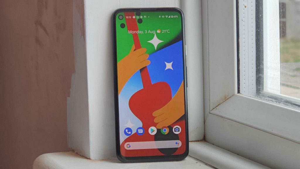 Google Pixel 5a processor details confirmed scaled