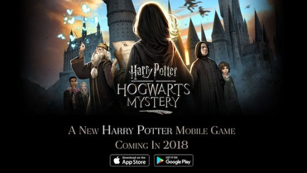 Harry Potters mobile game made a fortune in 3 years