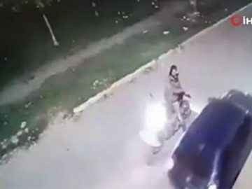 He rained bullets on the guy who liked his girlfriends photo
