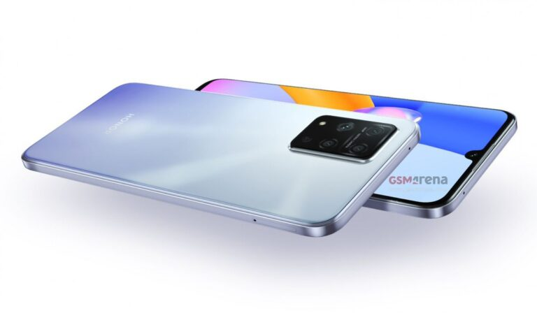 Honor Play 5 render images revealed 1