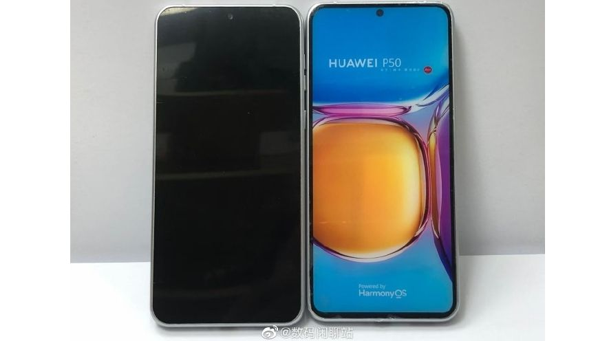Huawei P50 leaked with the clearest image 1