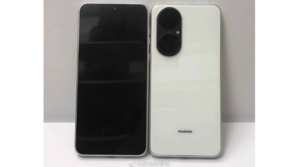 Huawei P50 leaked with the clearest image 2