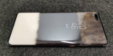 Huawei P50 prototype leaked Heres the design