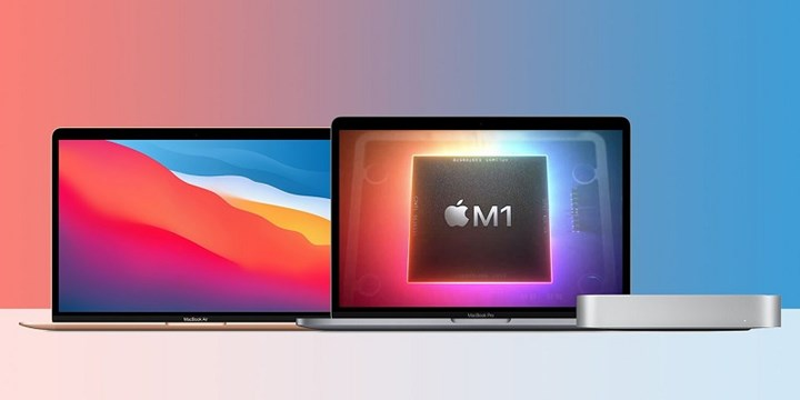 Macs with Apple M1 processor outperform Intel based models in sales 1