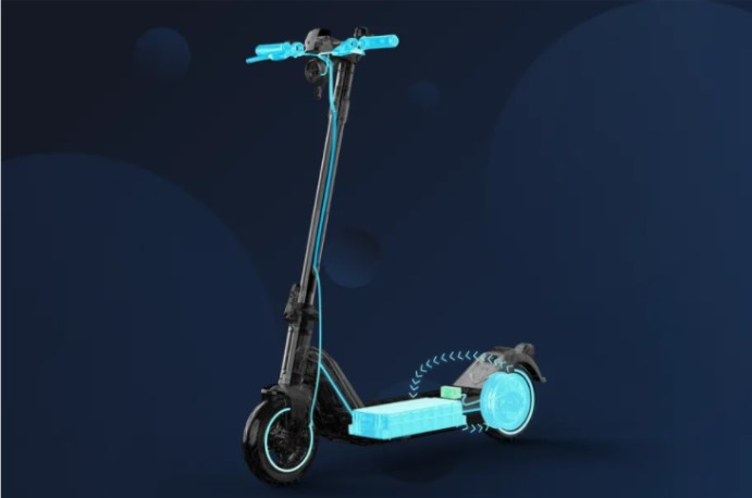 NIU unveils its first Electric Kick Scooter