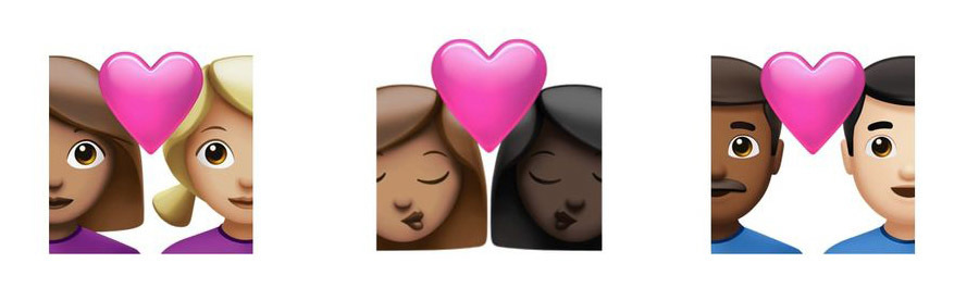 New emojis to come into our lives with iOS 14.5 4