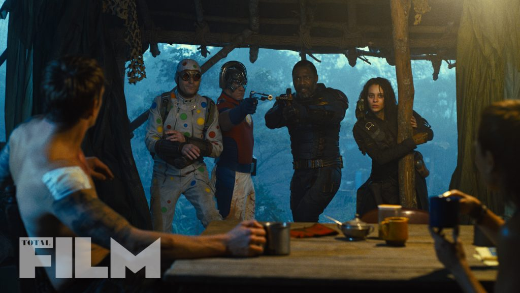New images from DCs new film The Suicide Squad shared 3