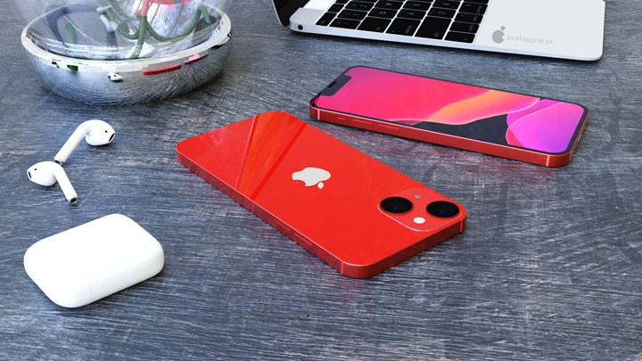 New images have been released revealing the possible design of the iPhone 13 mini 1