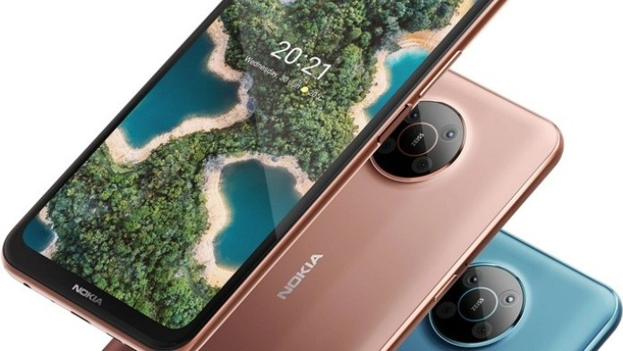 Nokia X20 with 5G support introduced