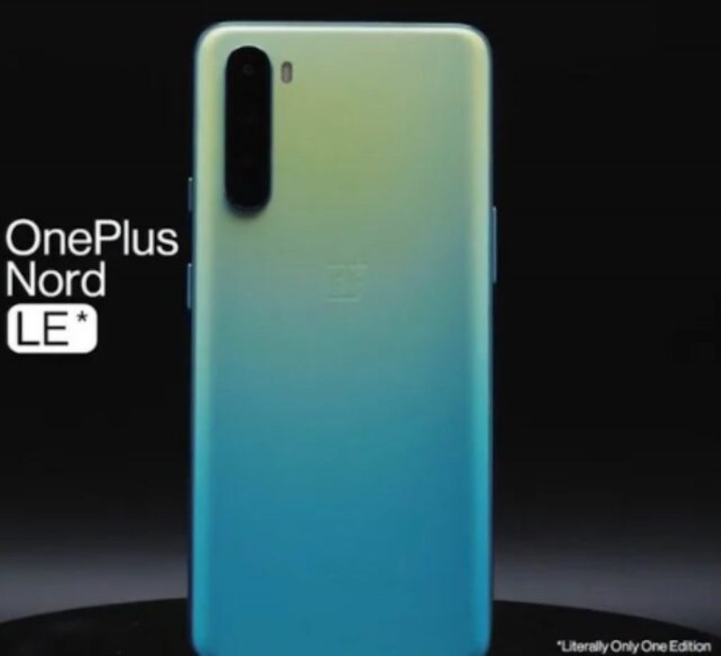 OnePlus Nord LE introduced 1