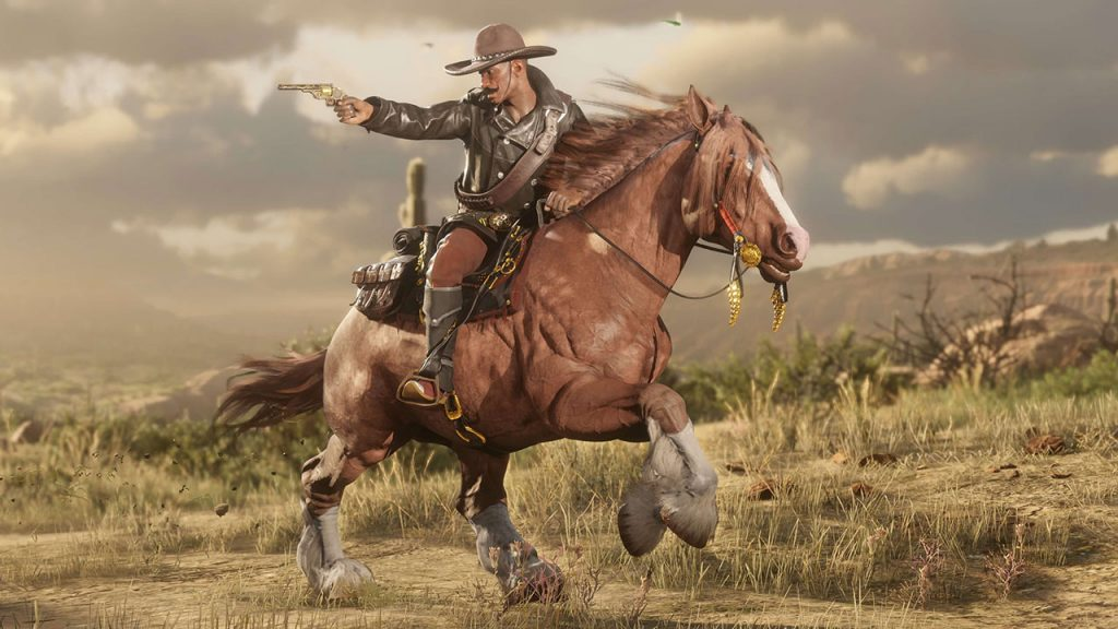 Popular Red Dead Online mode succumbs to cheating 1