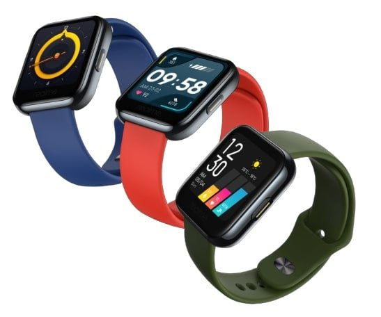 Realme Watch 2 which lasts 12 days will soon be among us 1