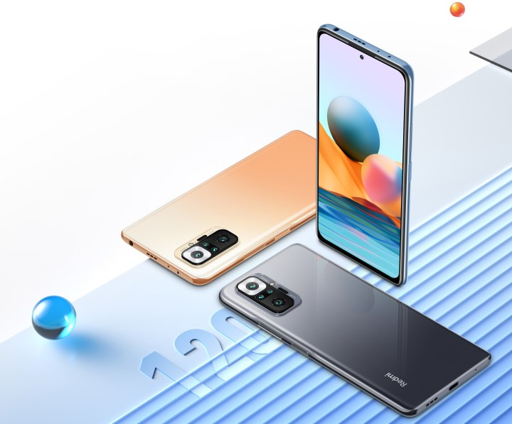 Redmi Note 10 Pro received an important update Fixed the flickering problem on the screen 1