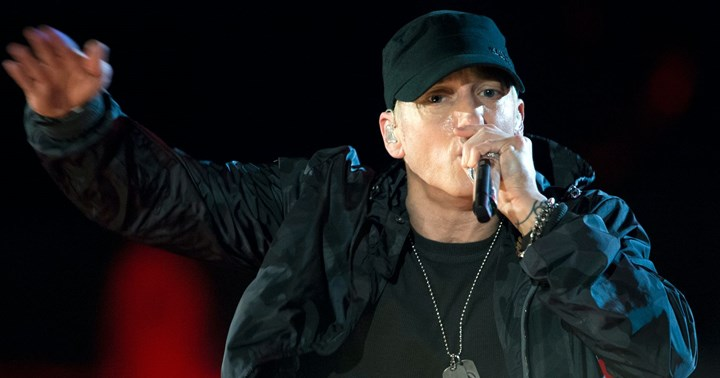 Renowned rapper Eminem launches NFT collection