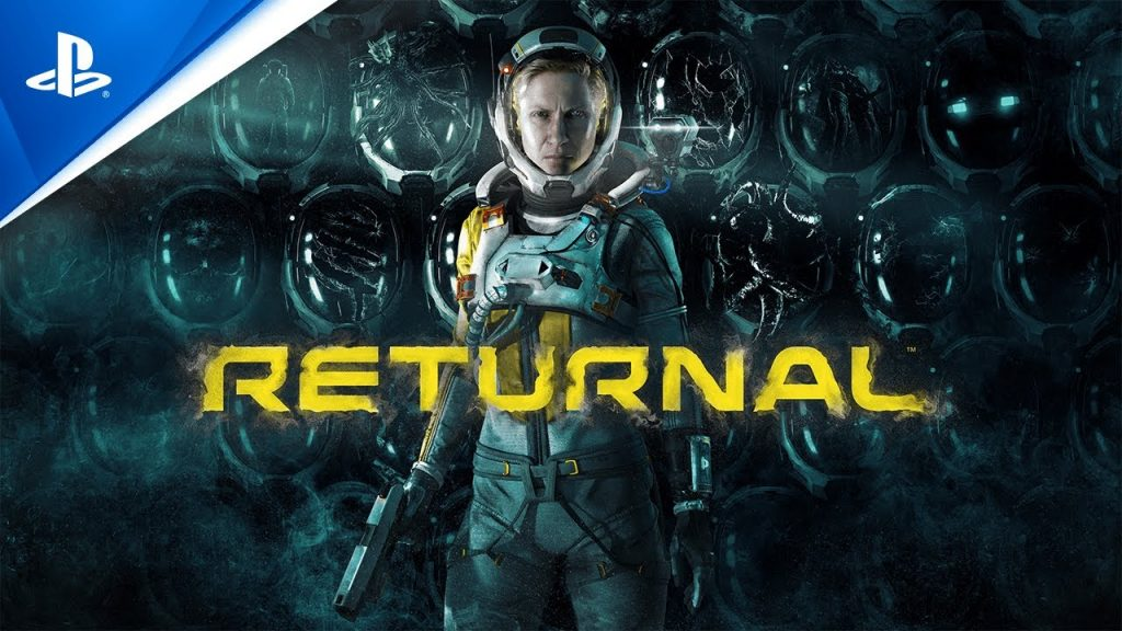 Returnal PS5 Pre Load Available Now Weighs in at 56GB 1