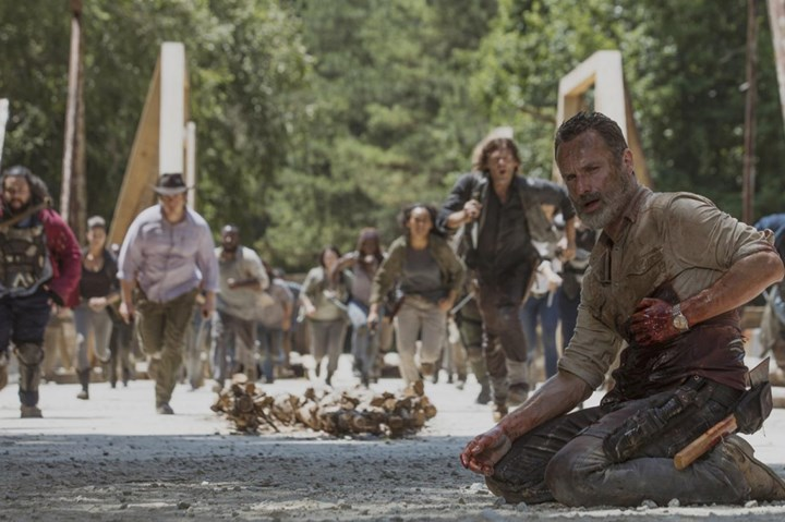 Rick Grimes could return for the final season of The Walking Dead