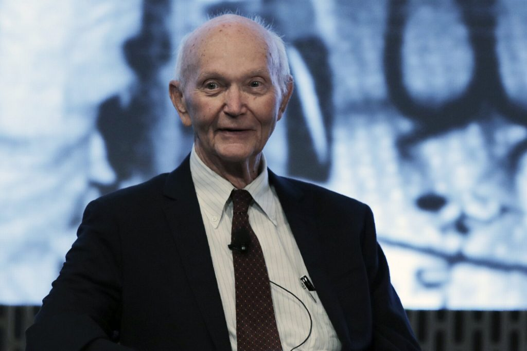 Sad news from Apollo 11 astronaut Michael Collins 1