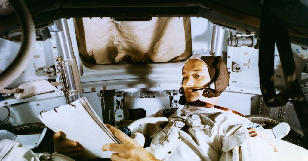 Sad news from Apollo 11 astronaut Michael Collins
