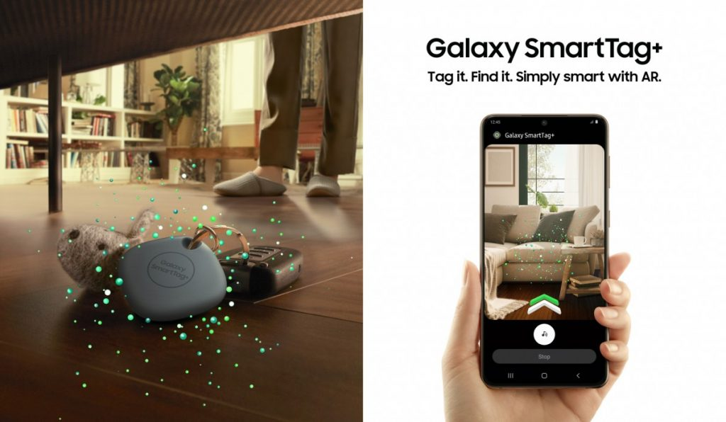Samsung Galaxy SmartTag comes with two new features 1