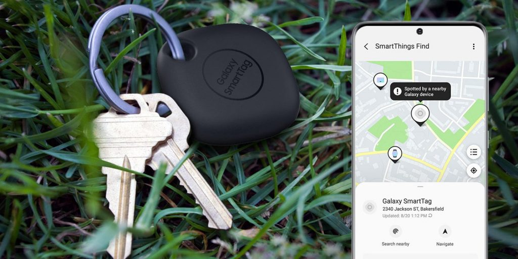 Samsung Galaxy SmartTag comes with two new features