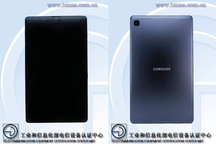Samsung Galaxy Tab A7 Lite features confirmed Here are the first official images of the tablet