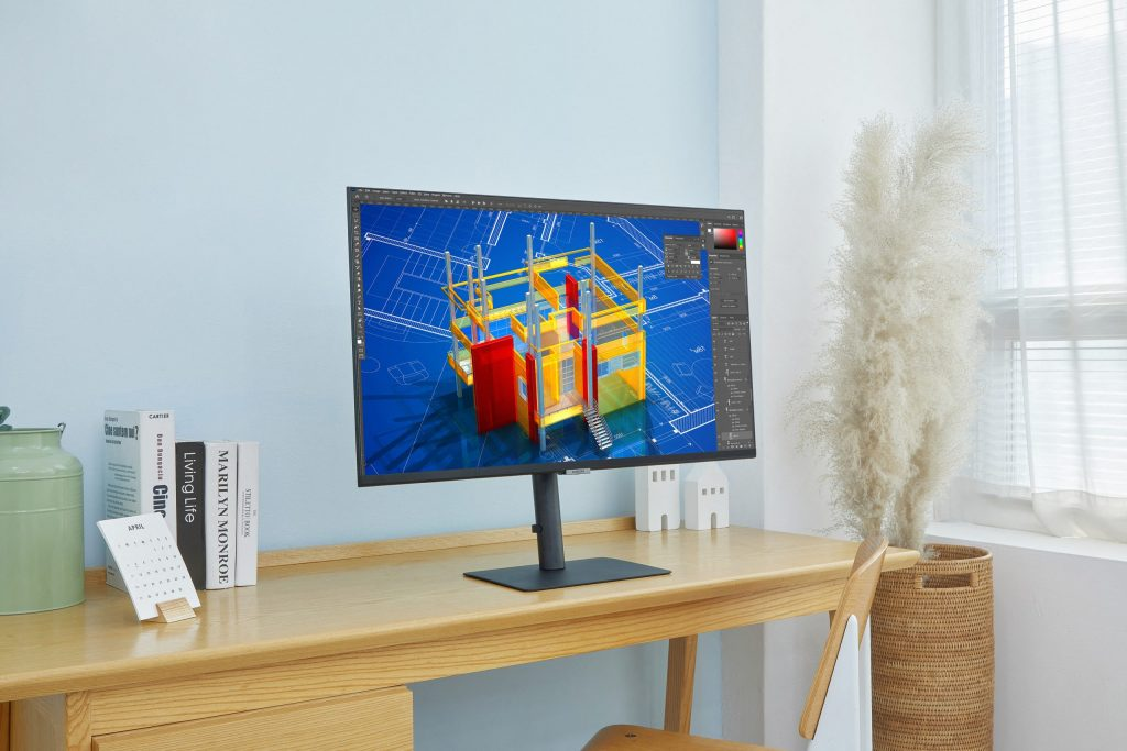 Samsung Launches New High Resolution Monitor Series 1