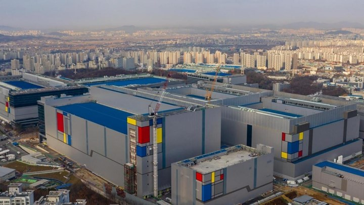 Samsung builds two new factories 45 billion budgeted 1