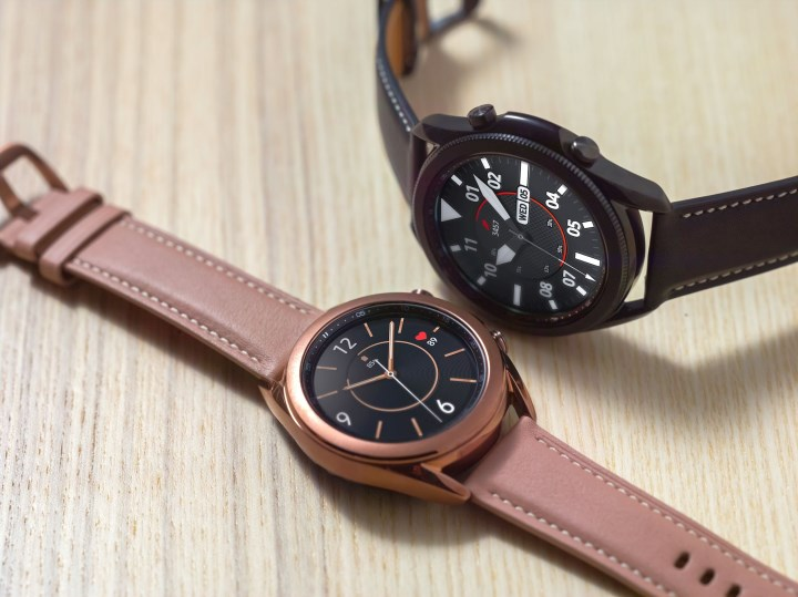 Samsung has updated the software of both the old Galaxy Watch and the new Galaxy Watch 3