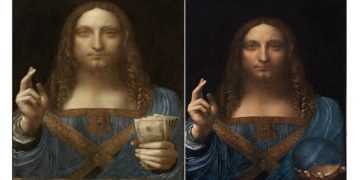 Shocking news for Saudi Prince who bought Da Vinci painting for record price