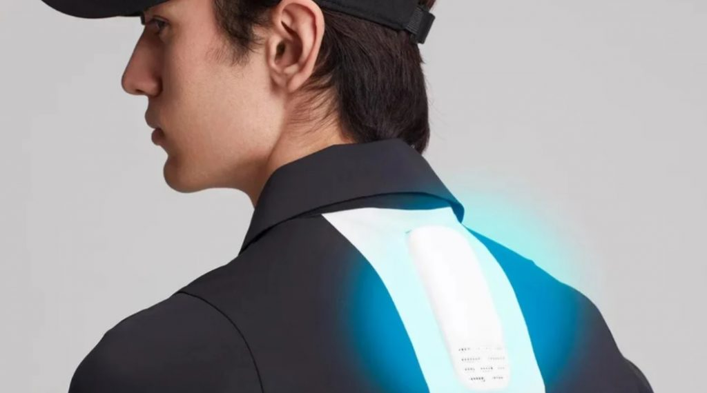 Sony Launches Wearable Air conditioner Reon Pocket 2 2
