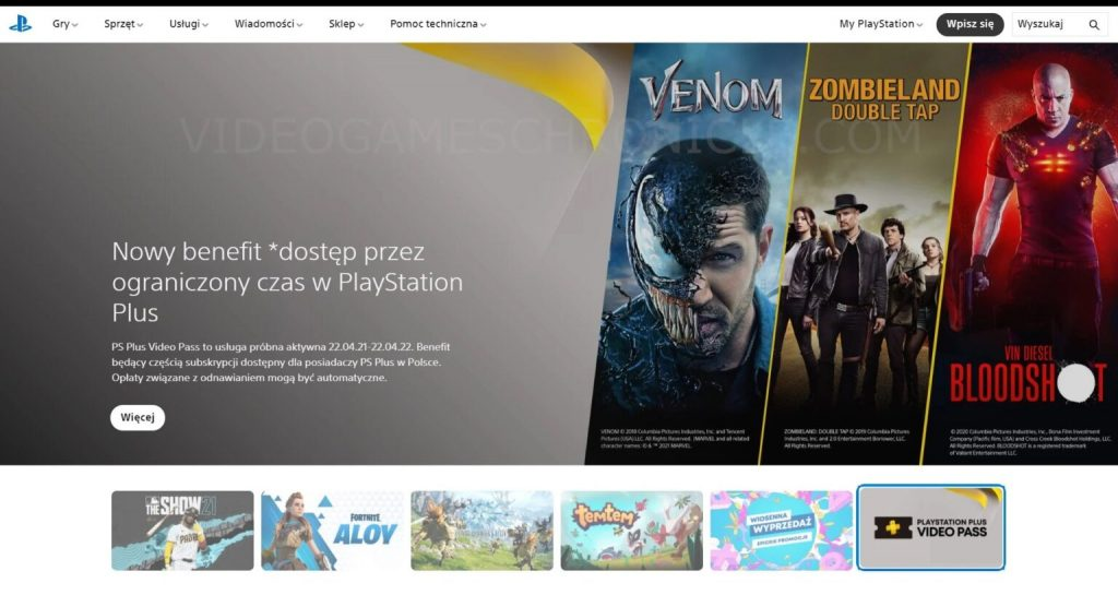 Sony mistakenly announced a subscription service 1