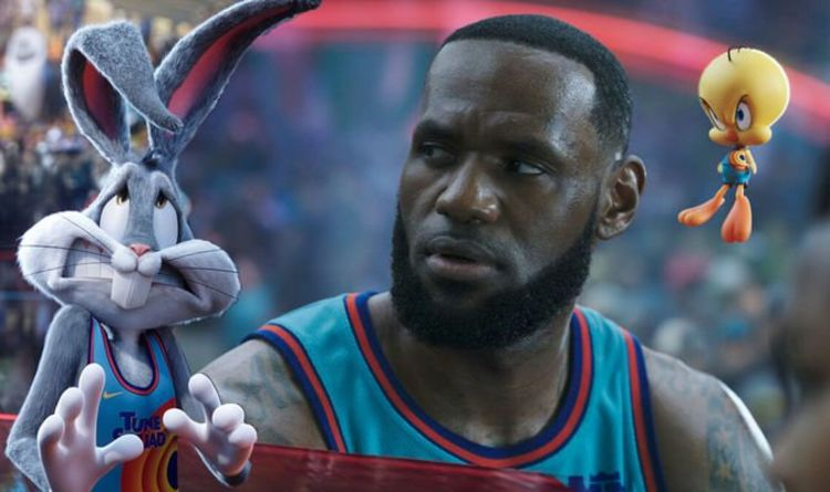 Space Jam A New Legacy trailer released 2