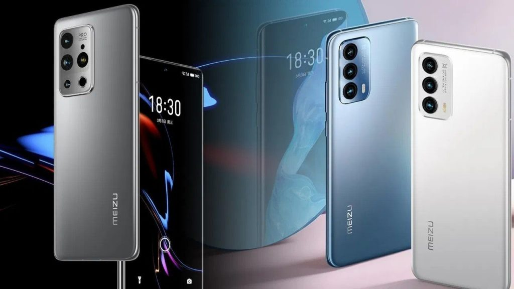 Strong interest in Meizu 18 from Apple users 2